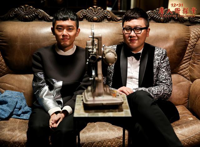 好妹妹《唐人街探案》MV曝光 老歌新唱致敬青春