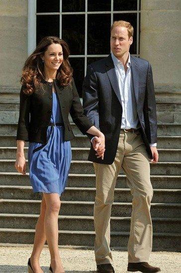 威廉王子携妻蜜月与鲨鱼同游 获当地特别款待