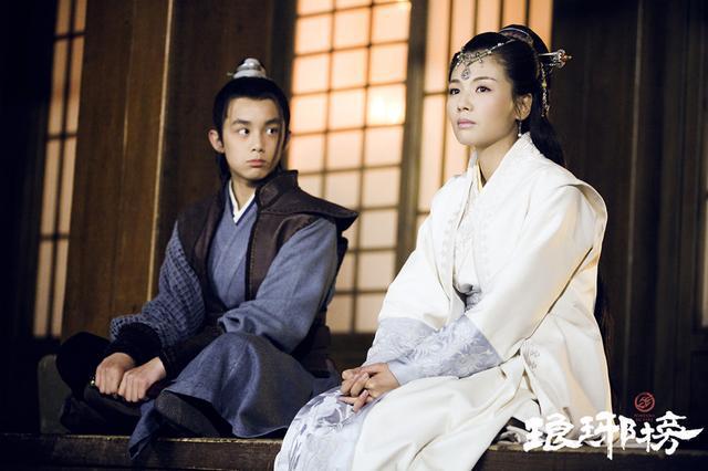《琅琊榜》今晚开播 胡歌:唯我可演梅长苏