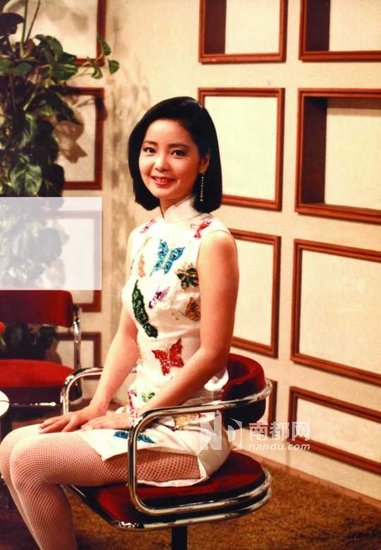 查小欣专访邓丽君至交 尽述伊人坎坷情路