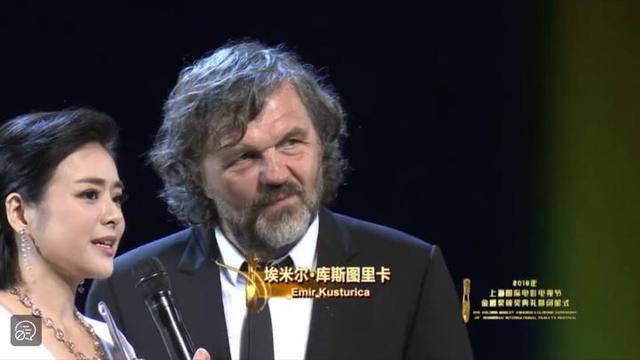 库斯图里卡:中国电影都拿奖是巧合