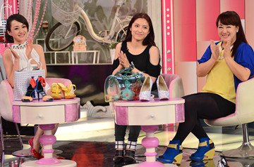 王培培做客《美丽俏佳人》 与观众分享美鞋秘诀