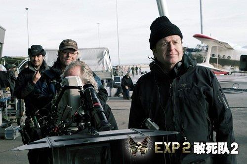 《敢死队2》杰森·斯坦森专访 再现动作经典