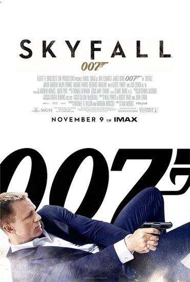 北美票房:《007》破纪录 《破坏王》声势不衰