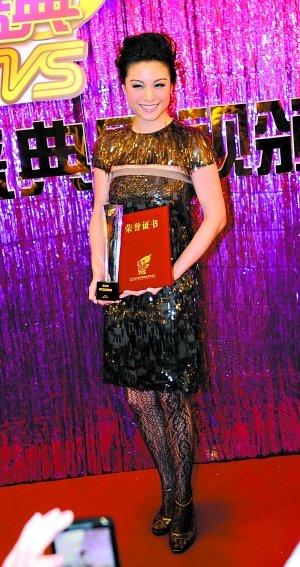 新《三国》新《红楼》捧人气奖 李成儒成视帝