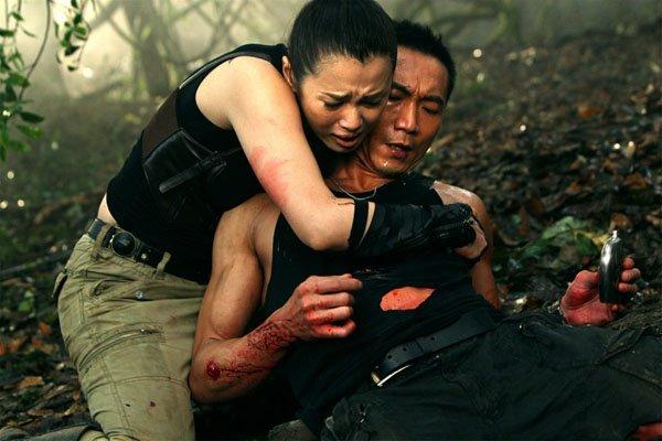 《铁血娇娃》邹兆龙:没做第一男主角很久了