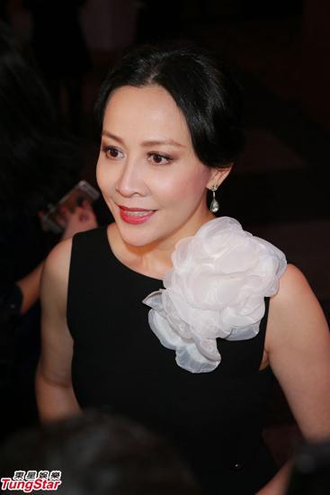 刘嘉玲放下当年被绑架事件:已经不怕 不用解释