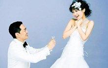 做十月幸福新娘 Selina苦尽甘来披婚纱