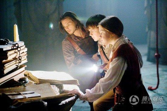 《纳尼亚传奇3》:3D效果成为最大软肋
