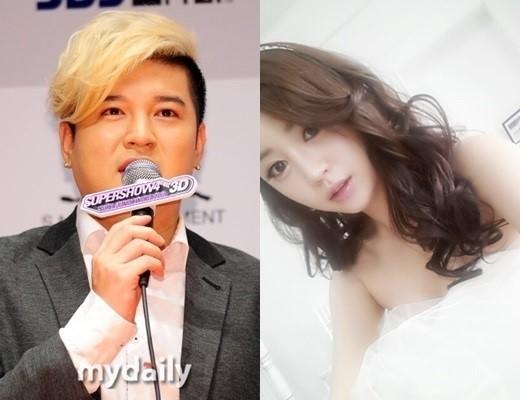 SJ神童被曝去年已分手 模特前女友今日确认消息