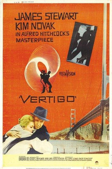 戛纳电影节将映修复版希区柯克《迷魂记》