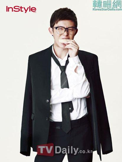 33岁安胜浩最新造型照公开 似可爱少年(图)