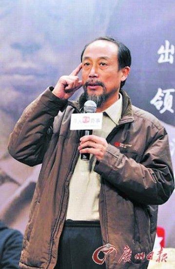 """孙海英炮轰中国电影缺""""神话"""" 三贺岁一部未看"""