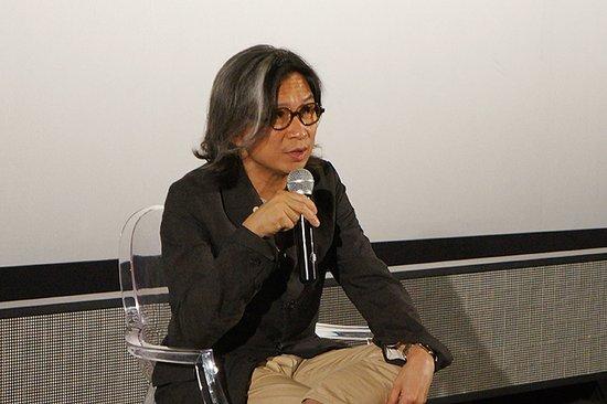 《中国合伙人》上海点映 陈可辛:是我亲身经历