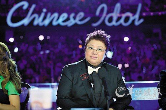 《中国梦之声》六强争霸 韩红再度公开认错