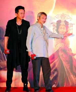 新片《狄仁杰》9月23日公映 徐克玩转魔幻风格