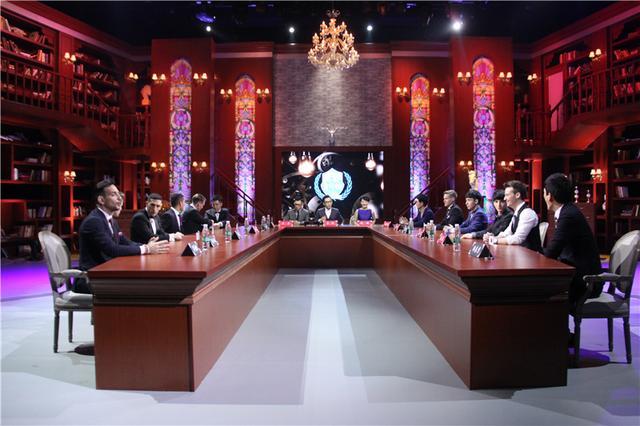 林志颖加盟《世界青年说》 首期话题聚焦父子