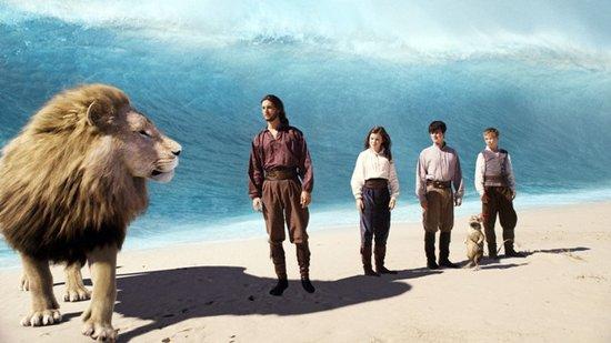 视频:《纳尼亚传奇3》首款中文预告片曝光