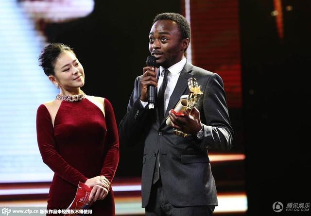 上海电影节金爵奖 法国《守夜》夺得最佳影片奖