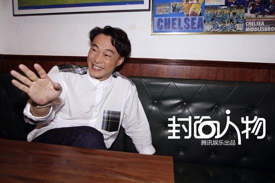《封面人物》陈奕迅:感情太丰富 荷尔蒙太强