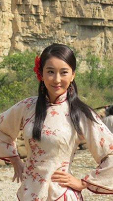 抗战戏《红娘子》将播 杜若溪演神秘百变女匪