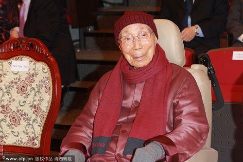 邵逸夫曾与儿子断交 早立遗嘱分百亿身家避争产