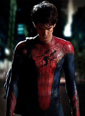 """新演员扮演的新""""蜘蛛侠""""有了一个新形象-安德鲁 加菲尔德新版 蜘蛛"""