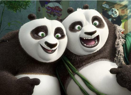 《功夫熊猫3》超《大圣归来》 创动画票房纪录