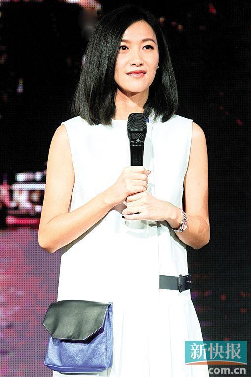 徐静蕾再导纯爱电影 因过去两年都沉浸在爱里