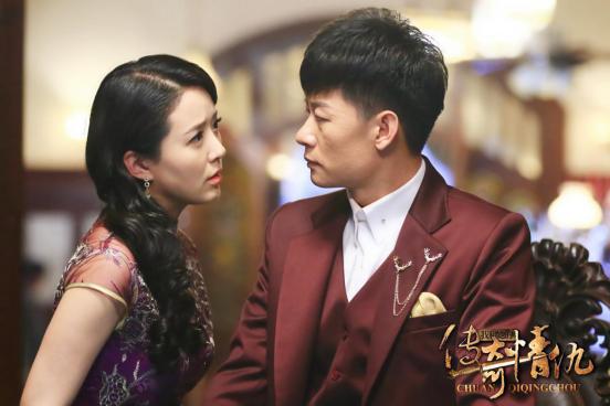 李健为《传奇情仇》流干泪 今晚重庆卫视首播