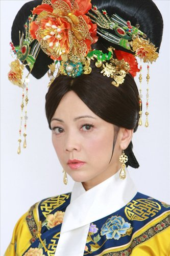 《新还珠格格》人物介绍:皇后