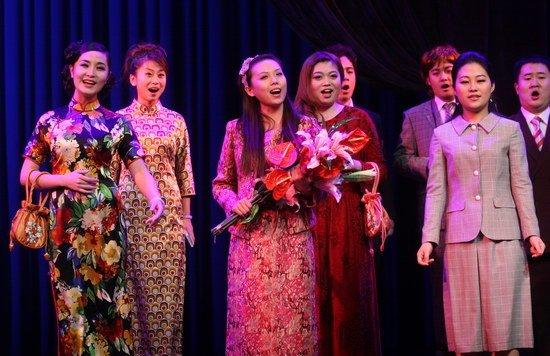 歌剧《钱学森》在京隆重上演 曲折动人故事获赞