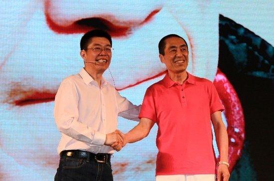 乐视影业CEO张昭:张艺谋将与斯皮尔伯格合作