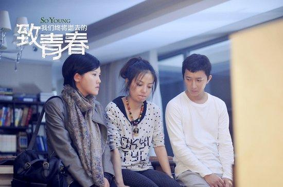 《致青春》5.2亿再破纪录 赵薇成最卖座女导演