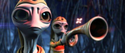 《塔拉星球之战》五大看点  软硬科幻的完美结合