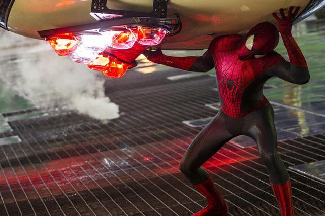 《超凡蜘蛛侠2》特效师独家揭秘好莱坞华丽特技