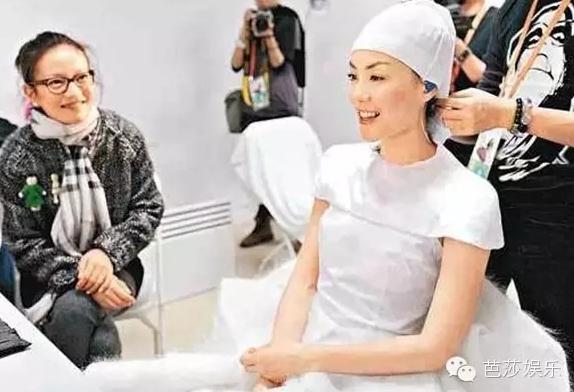 王菲&赵薇:好闺蜜是无论沧海桑田我都站你这边