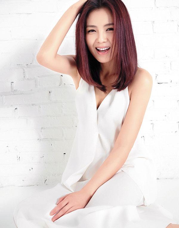 刘涛成豪门典范谈婚姻:女人一定不要放弃自己