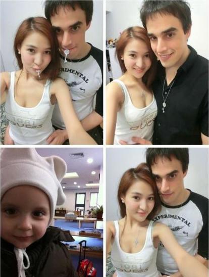 郭美美外籍男友实为职业赌徒 曾想为其生子