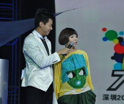 """追风大运之星火热进行 """"麻""""倒麻辣评委张漫"""