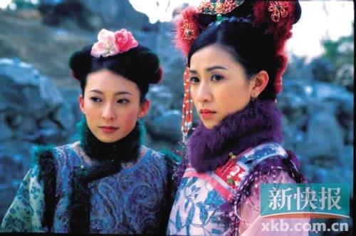 TVB三部剧收视率低 找佘诗曼客串《金枝欲孽2》