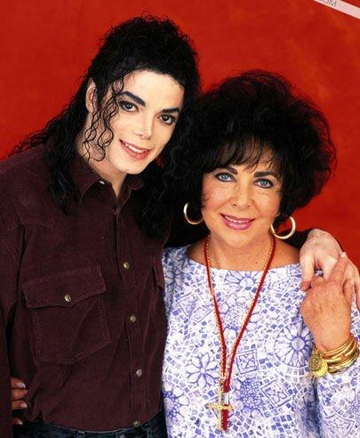 到天堂继续做知己--杰克逊一生挚友美国著名演员伊丽莎白·泰勒逝世 终年79岁