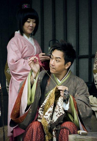 《七仙女2》陈浩民演活保镖 打造喜剧悲情人物