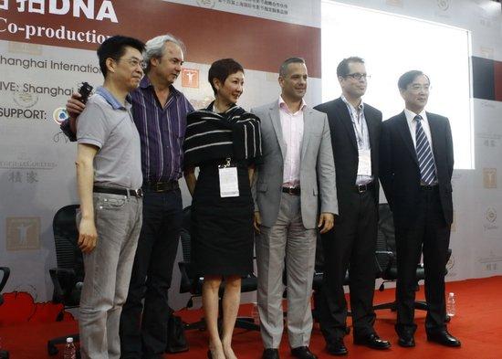 上海电影节产业论坛第二场:制造合拍DNA