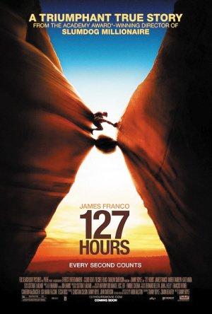外媒赏片:《127小时》--战胜死亡的旅程