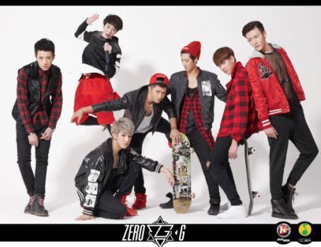 ZERO-G新年火热来袭 携手K-MUSIC发布首张EP