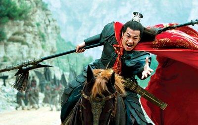 电影《三国》明年拍 高希希:我比吴宇森更人文