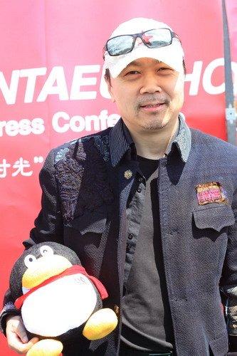 腾讯戛纳专访崔健:转型当导演 牵手北野武