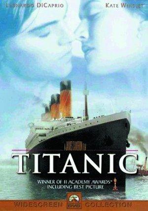 《泰坦尼克号3D》首周将过5亿 中国票房超北美