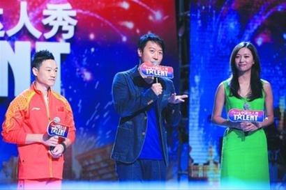 《中国达人秀》正式开录 黎明徐静蕾英达坐镇